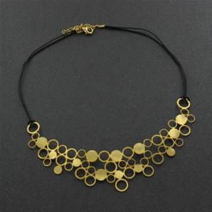 COLLIER CERCLES OR
