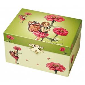 COFFRET MUSICAL FEE ZINIA