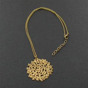 COLLIER HORTENSIA OR PETIT MODELE