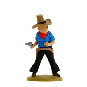 TINTIN COW BOY 12 CMS